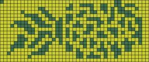 Alpha pattern #21965