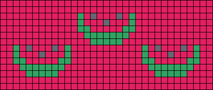 Alpha pattern #21966