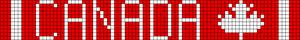 Alpha Friendship Bracelet Pattern #21970