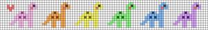 Alpha pattern #21971