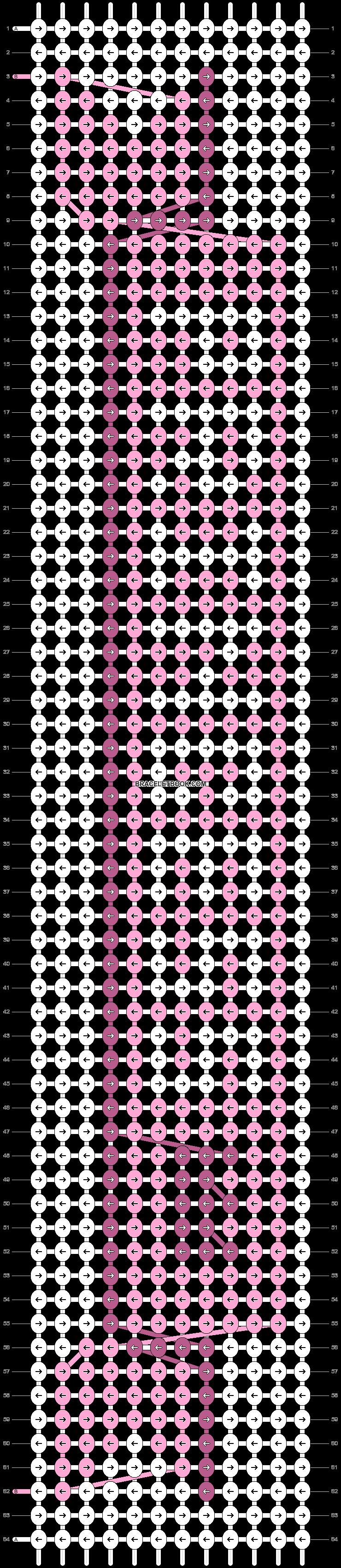 Alpha pattern #21972 pattern