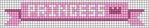 Alpha Friendship Bracelet Pattern #21972