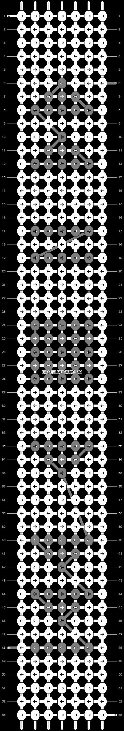 Alpha pattern #21973 pattern