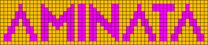 Alpha pattern #21981