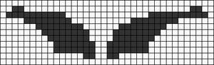 Alpha pattern #21983