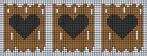 Alpha pattern #21989