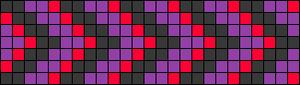 Alpha pattern #21996