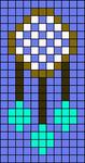 Alpha pattern #22002