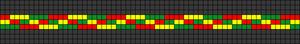 Alpha pattern #22006