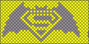 Normal Friendship Bracelet Pattern #22010