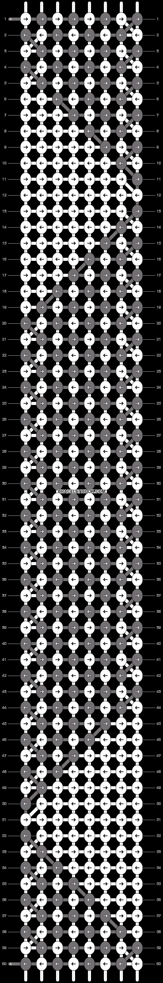 Alpha pattern #22017 pattern