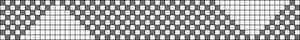 Alpha Friendship Bracelet Pattern #22017