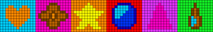 Alpha pattern #22039