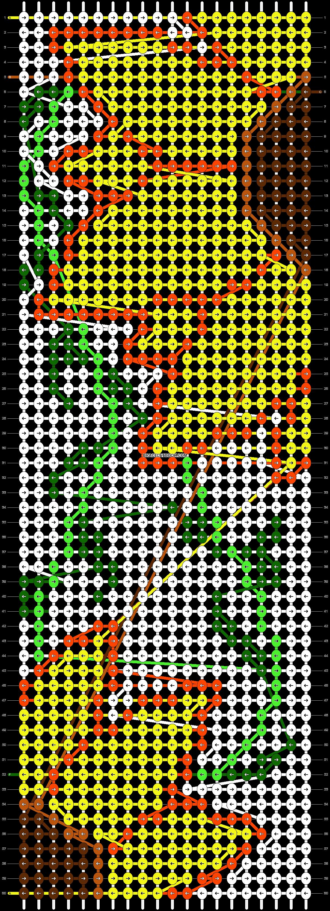 Alpha pattern #22056 pattern