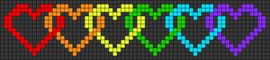Alpha pattern #22058