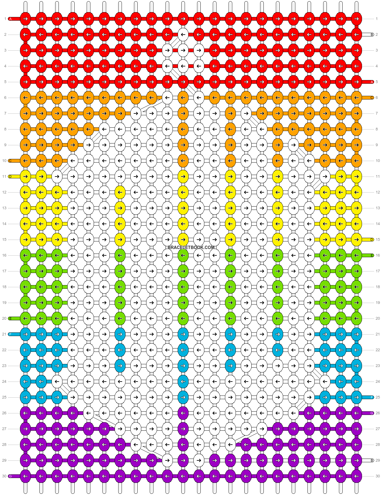 Alpha Pattern #22059 added by HazelMargo