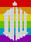 Alpha pattern #22059