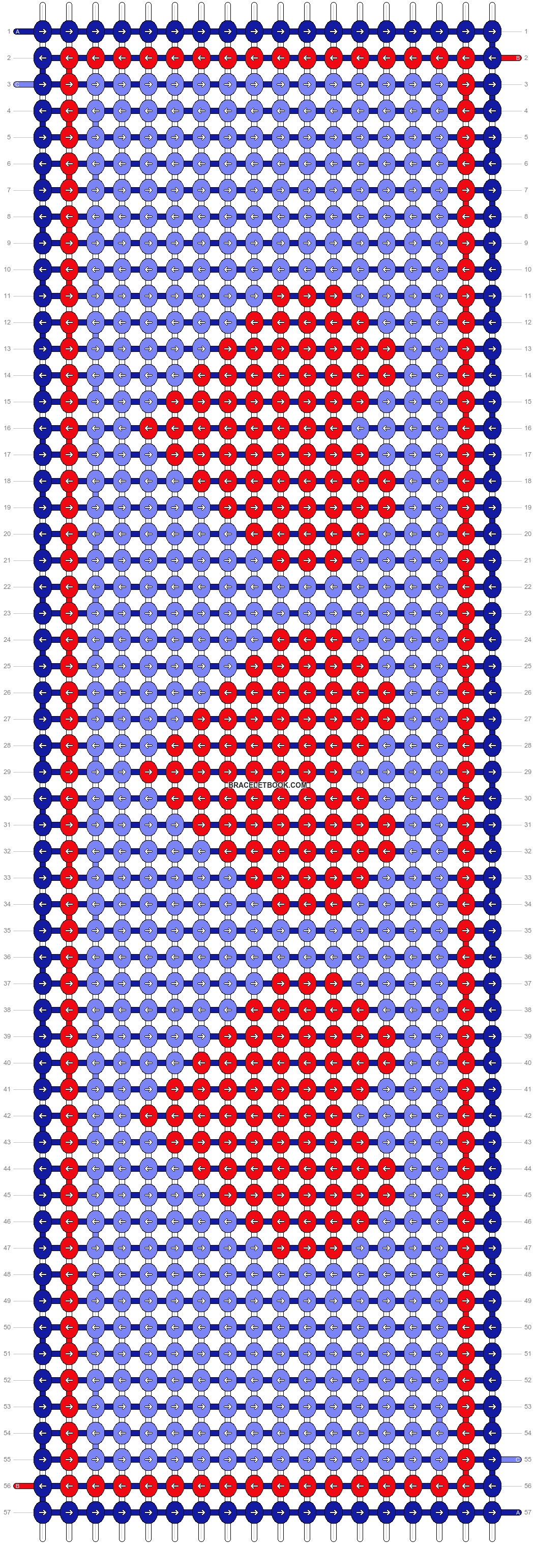 Alpha Pattern #22069 added by rlinster22