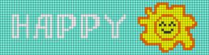 Alpha pattern #22072