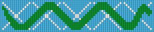 Alpha pattern #22080