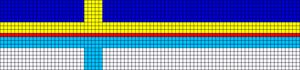 Alpha pattern #22082