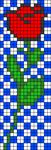 Alpha pattern #22084