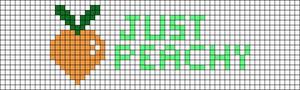 Alpha pattern #22089