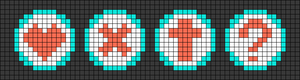 Alpha pattern #22091