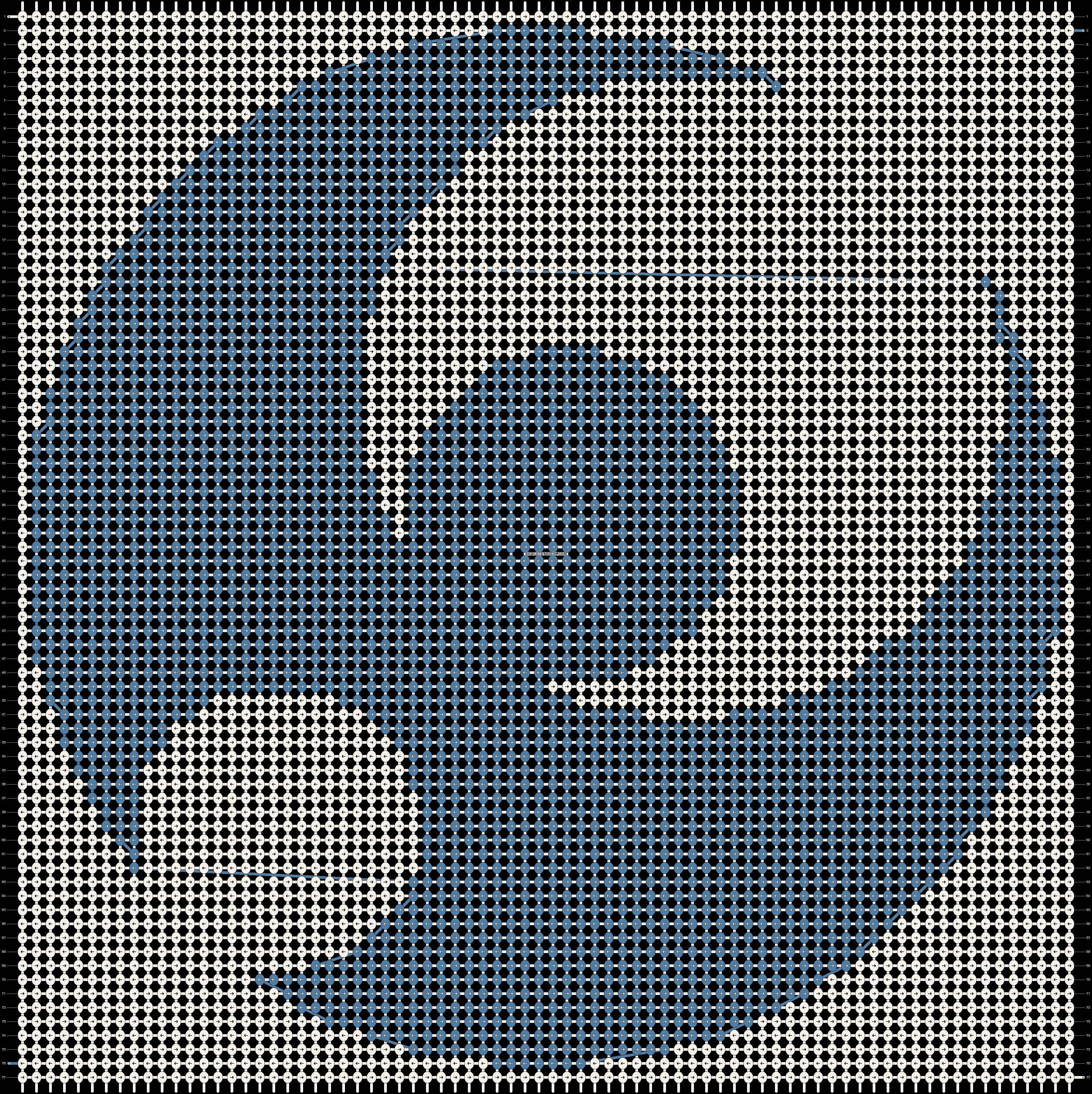 Alpha Pattern #22097 added by ValkyrieL
