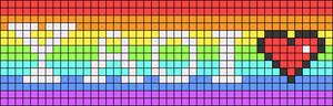 Alpha pattern #22124