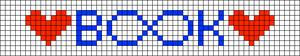 Alpha pattern #22126