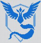 Alpha Friendship Bracelet Pattern #22135