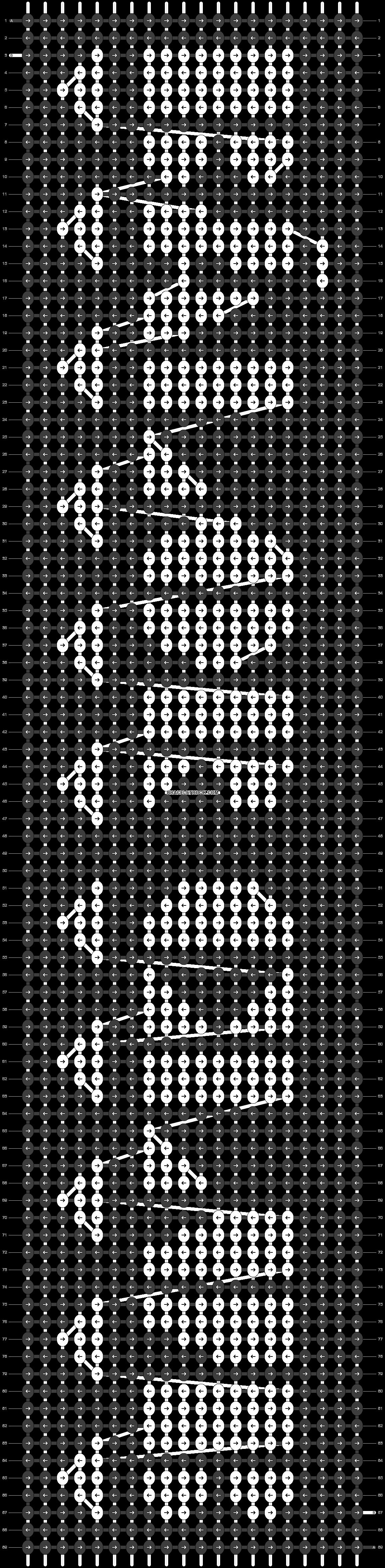Alpha pattern #22137 pattern