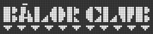 Alpha Friendship Bracelet Pattern #22137