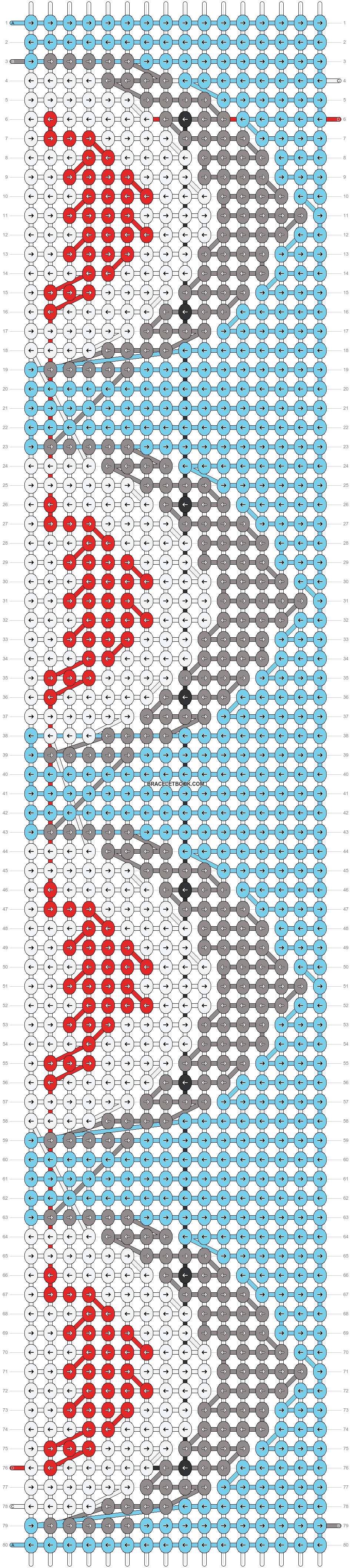 Alpha pattern #22139 pattern