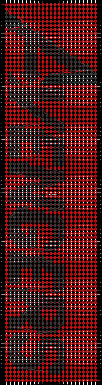 Alpha pattern #22141 pattern