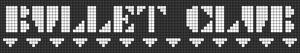 Alpha Friendship Bracelet Pattern #22142