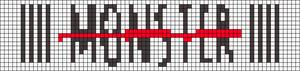Alpha pattern #22143