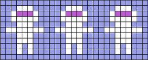 Alpha pattern #22150