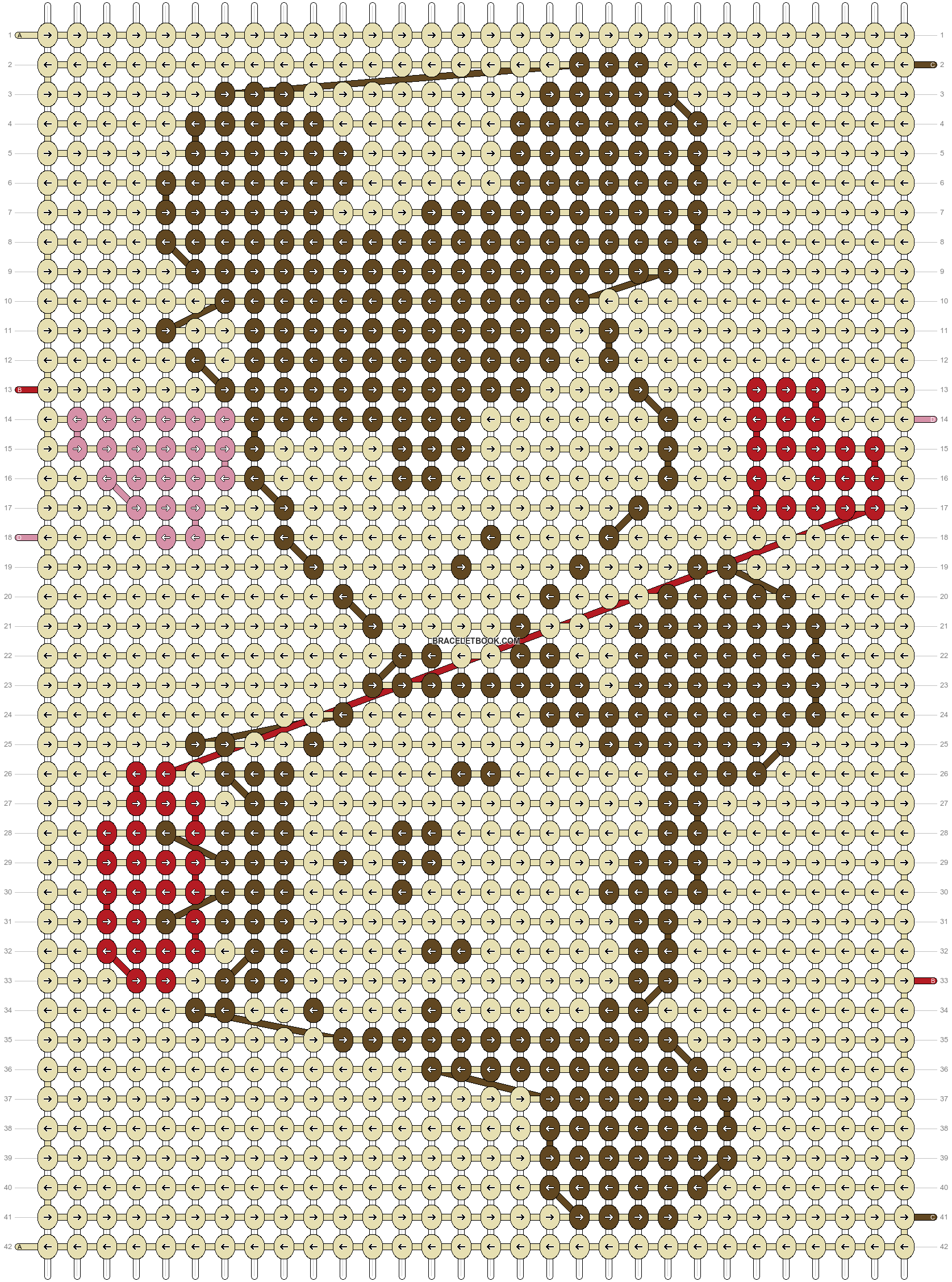 Alpha pattern #22152 pattern