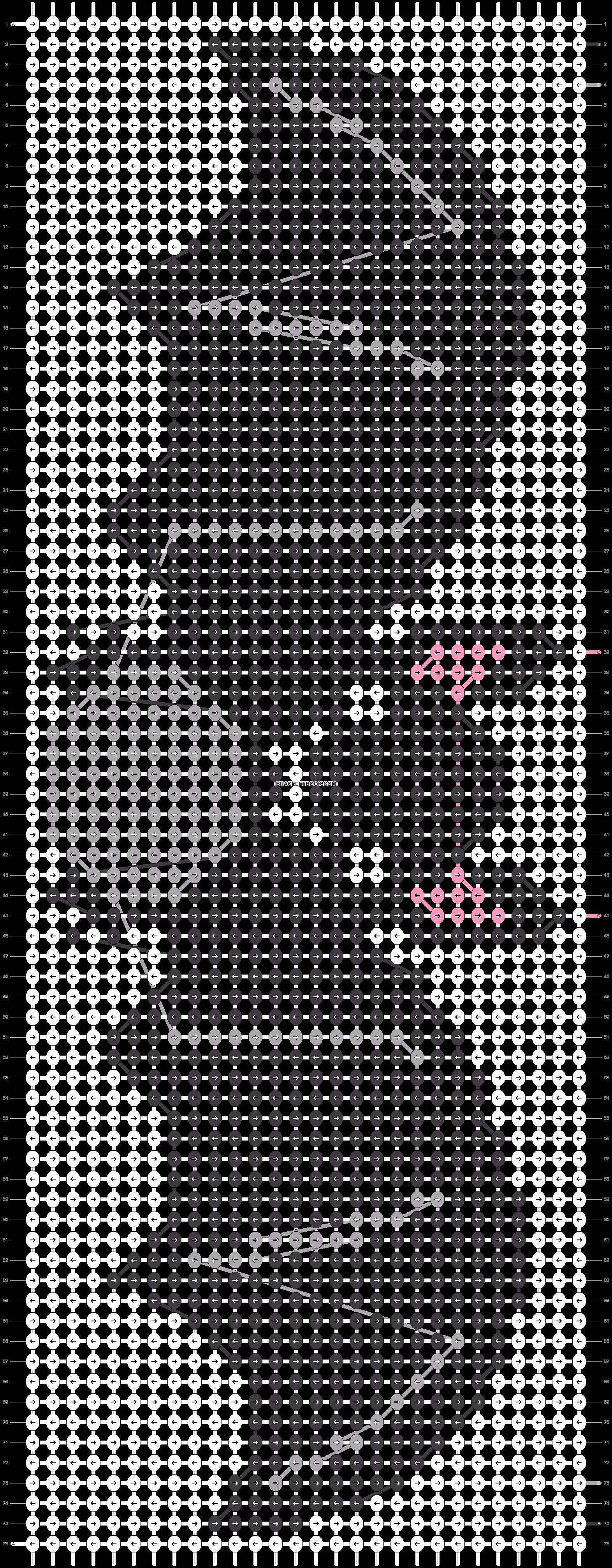 Alpha pattern #22153 pattern