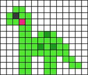 Alpha pattern #22158