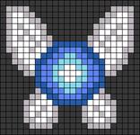 Alpha pattern #22159