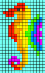 Alpha pattern #22161