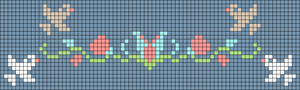 Alpha pattern #22164