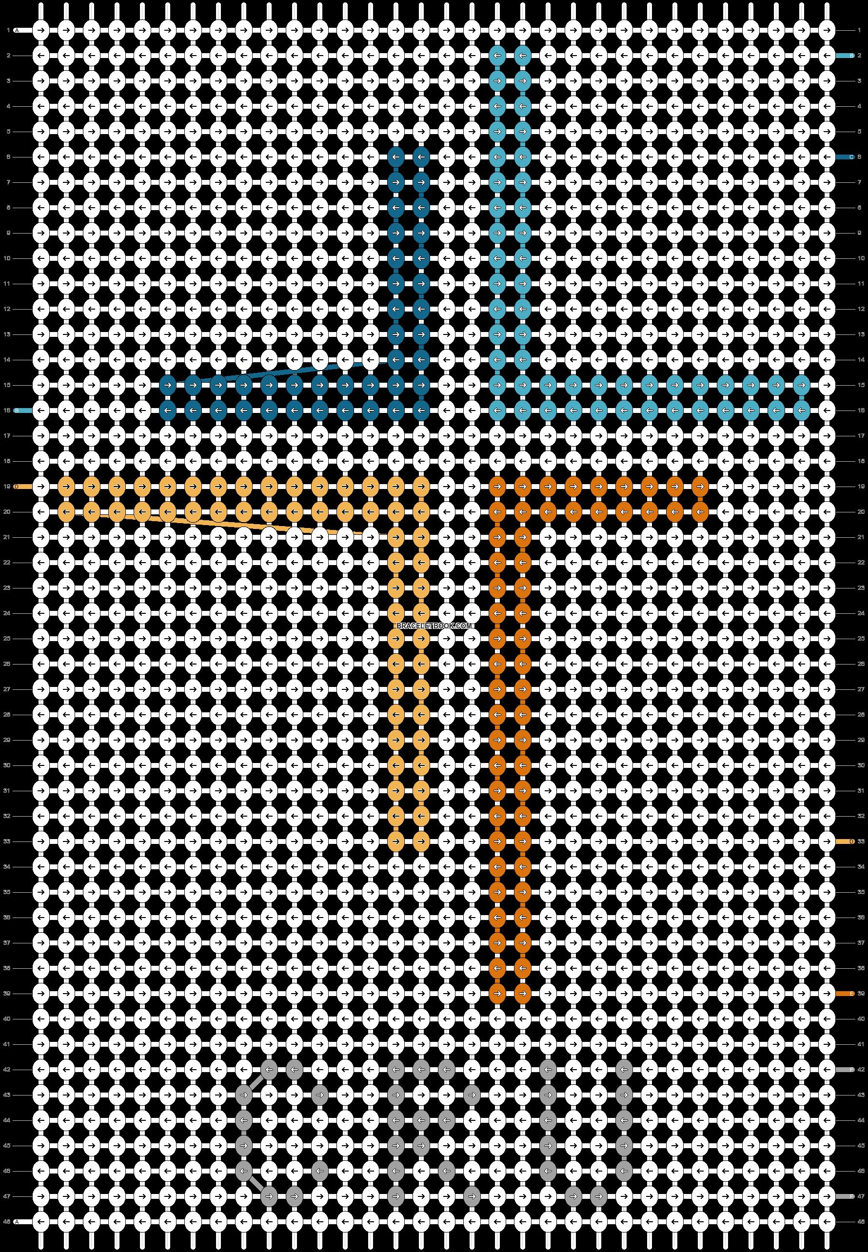 Alpha pattern #22173 pattern