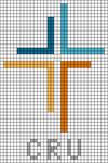 Alpha Friendship Bracelet Pattern #22173
