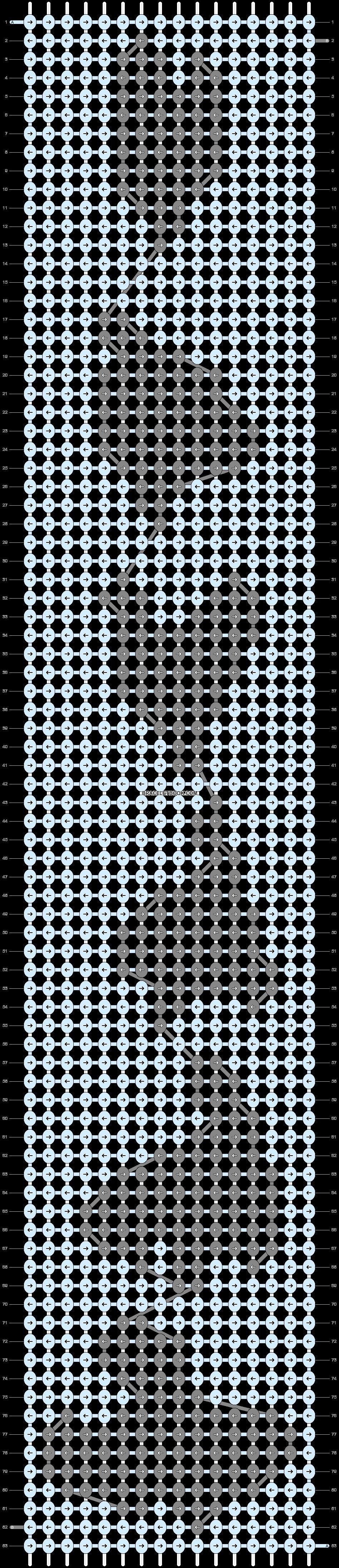 Alpha pattern #22183 pattern