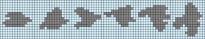 Alpha pattern #22183