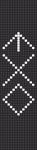 Alpha pattern #22184